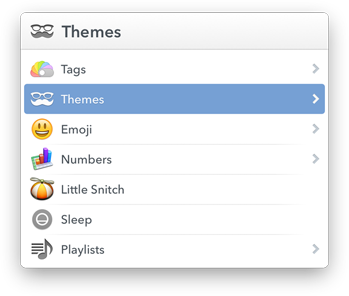 LaunchBar Default Theme