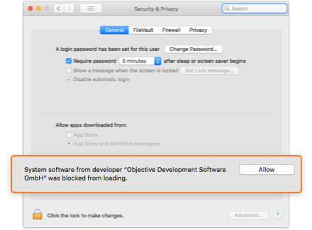 High Sierra Compatibility – Little Snitch